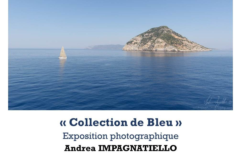 Vernissage Exposition Photographique « Collection de Bleu », Andrea IMPAGNATIELLO, Mercredi 13 Mars 2019, 20h00