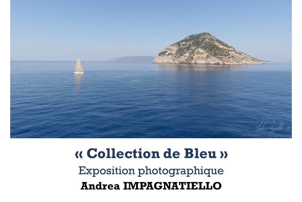 Vernissage Exposition Photographique « Collection de Bleu », Andrea IMPAGNATIELLO, Mercredi 13 Mars 2019, 20h00